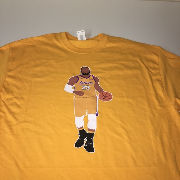 Lebron James Los Angeles Lakers Shirt d0da2cf42
